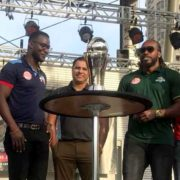 Sammy And Gayle Promised Entertainment At Global T20 Canada Opener