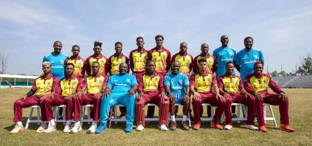 """West Indies """"B"""" Cart Off Fourth Victory"""