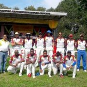 Caribbean Invitation XI Defeats Guyana In ICF Game