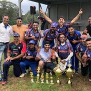 Fazal Alam And Saptesh Sawant Powers Eagle CC To Title Win