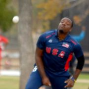 Jones, Marshall And Taylor Stars In USA 50 Over Win Over UAE