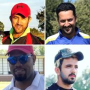 Rizvi, Zarif, Medwinter, Jahangir, Arfeen and Persaud Hit Tons. Watson Bags Seven-fer