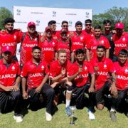 Buoyant Canada Through To ICC U-19 World Cup After Beating USA