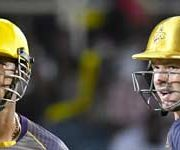 Knight Riders Register Fourth Straight Win As Records Tumble