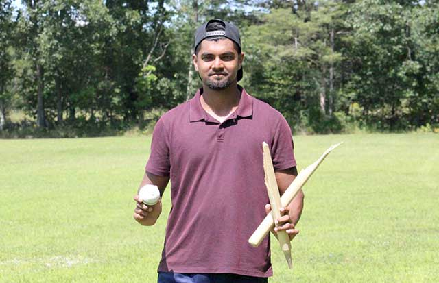 Tahmid Ahmed of Panthers