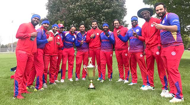 Chicago United, Chicago United team, Chicago United players, Chicago United cricket club,