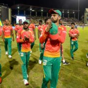 Guyana Winning Streak Continues Thank To Brandon King Unbeaten 132