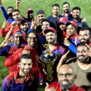 Hasan Bemat Leads Chicago United To Pepsi Bash T20 Victory