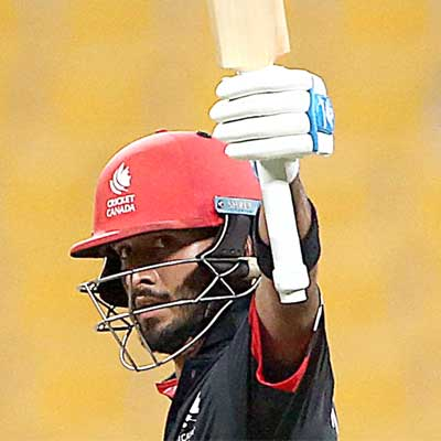 Canada Upset Marooners After Nitish Kumar Ton