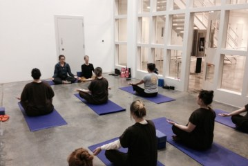Yoga Helps NC Detention Facility Breathe Easier
