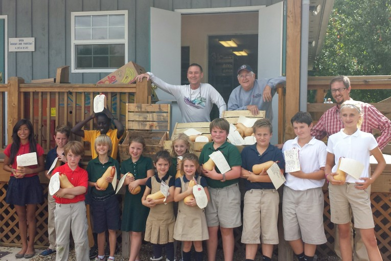 Striving to End Hunger in Jackson County
