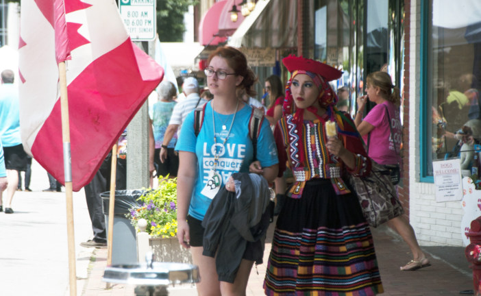Guides needed for 2017 Folkmoot