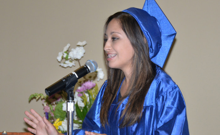 More than 50 honored at SCC's Adult High School graduation ceremony