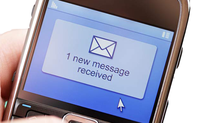 If You Text Someone Who's Out to Dinner, Do You Expect Them to Write Back Immediately?
