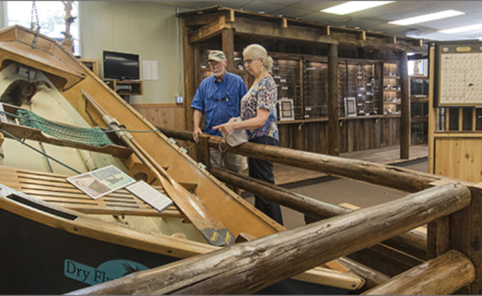Fly Fishing Museum Moves To Bryson City