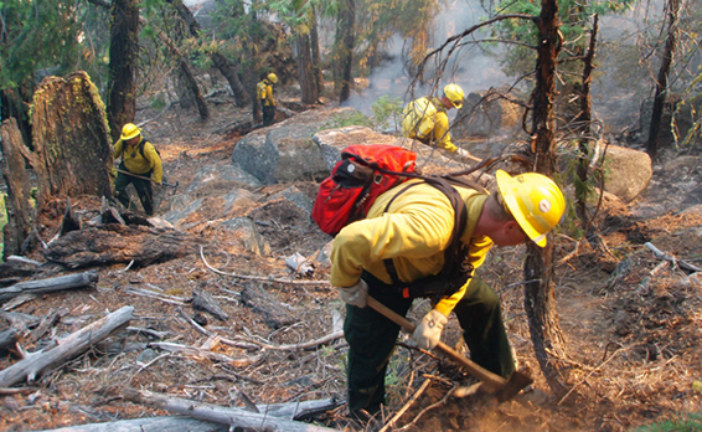 Update on Maple Springs and Old Roughy Fires