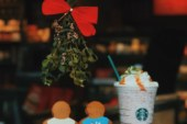 Starbucks Is Selling a Fruitcake Frappuccino This Weekend