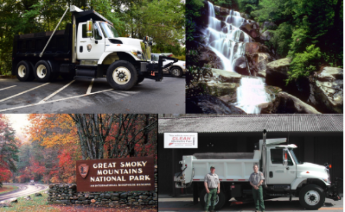Biodiesel Helps Clear the Air in Most Visited National Park