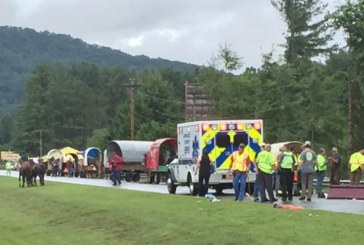 Accident Turns Deadly in Haywood County