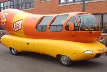 Want to Drive the Oscar Mayer Wienermobile? They're Accepting Job Applications