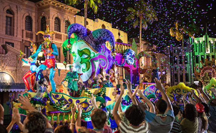 Just Before Mardi Gras, New Orleans Cleaned 46 Tons of Beads Out of Its Sewers