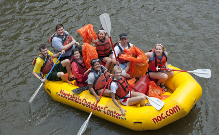 WCU's Base Camp Cullowhee says, 'Be a hero, volunteer for Tuck River Cleanup'