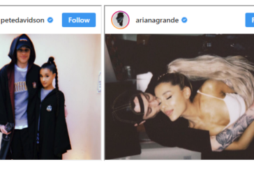 Ariana Grande and Pete Davidson are Publicly Feuding Now?