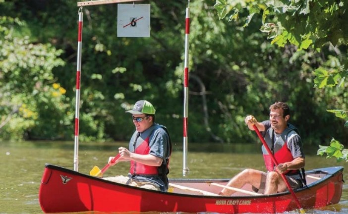 Ninth annual Cullowhee Canoe Slalom