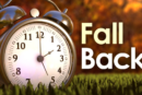 Don't Forget To Set Your Clock Back This Weekend!