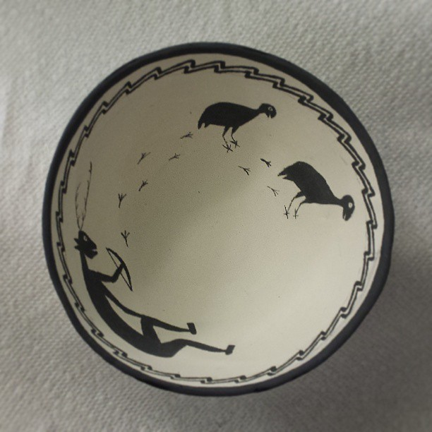 Mimbres Pottery