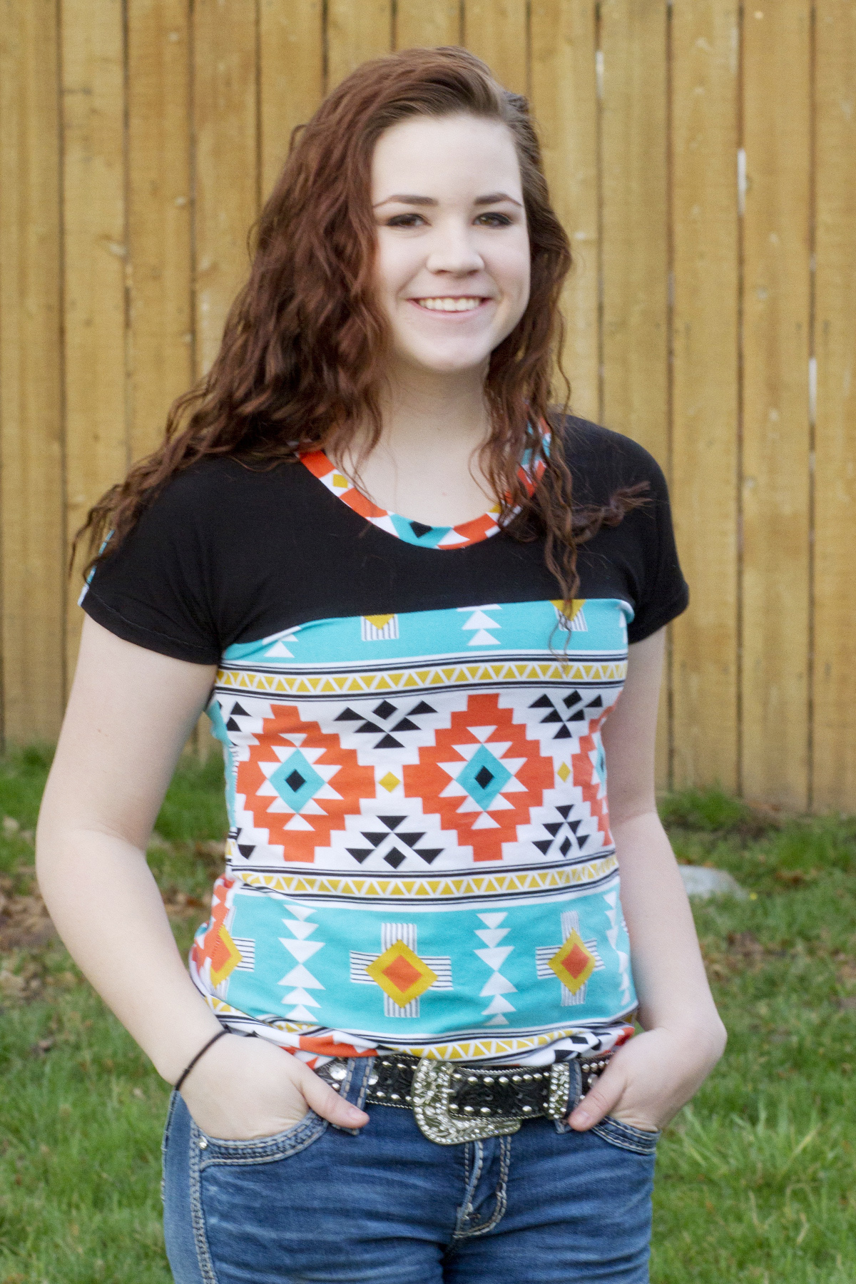 Peek-A-Boo Sun Kissed Tee Pattern Review