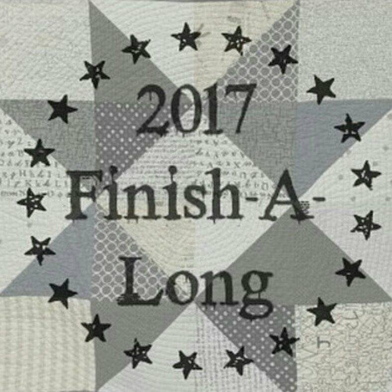 2017 Quarter Two Finish-A-Long Projects