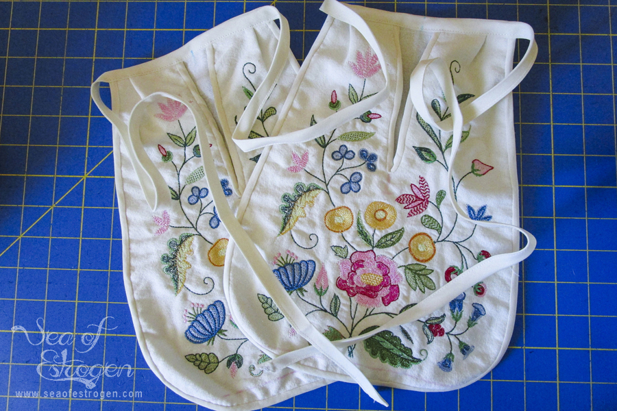 18th Century Pockets V1