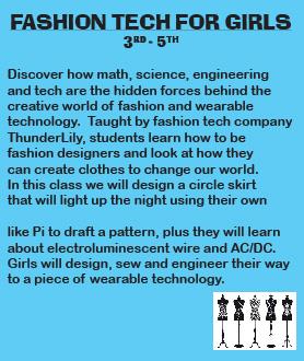 Enrichment-Fashion Tech For Girls-80