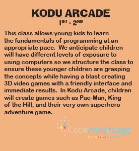 Enrichment-Kodu Arcade-80