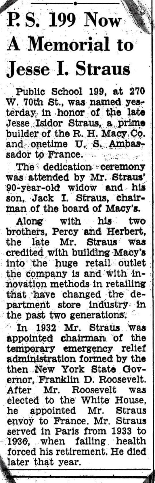 NY Herald Tribune Mar 25, 1964