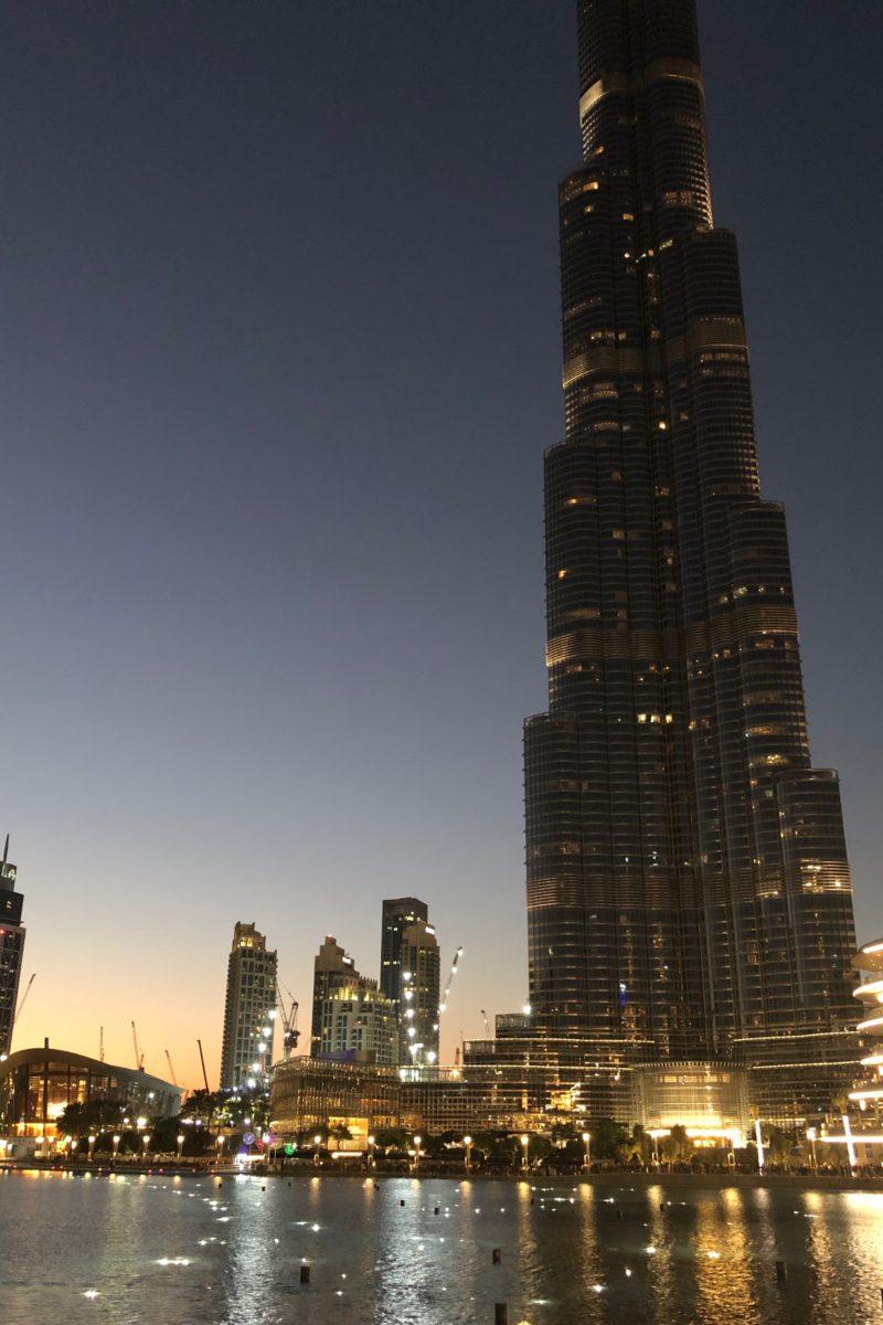 Dubai – The First 105 Days