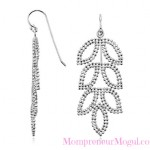Mother's Day Giveaway Blue Nile Earrings