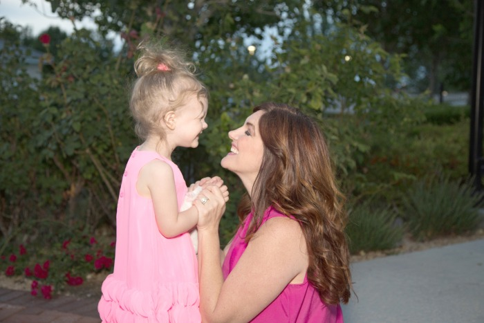 Mommy and me photo shoot