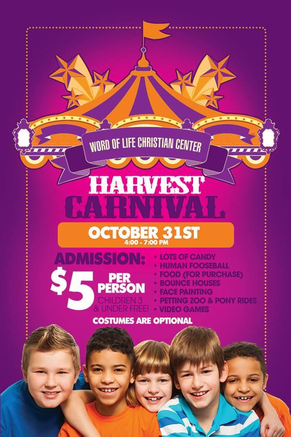 Harvest Carnival In Las Vegas