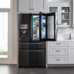 Remodel with Samsung fridge