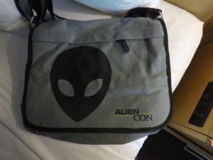 AlienCon 2016 Bag