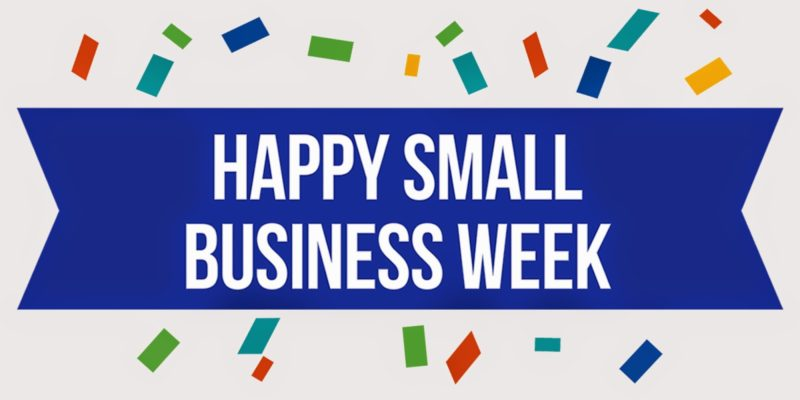 Hey small businesses, we appreciate you!