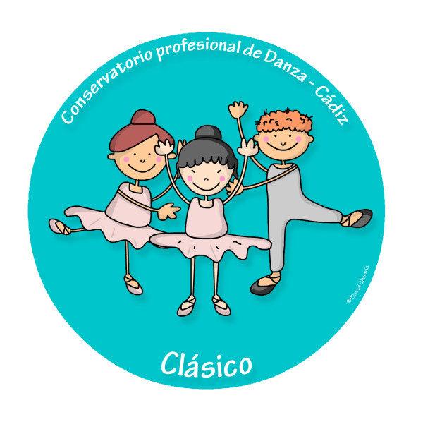Diseño conservatorio de danza Cádiz - Clásico -