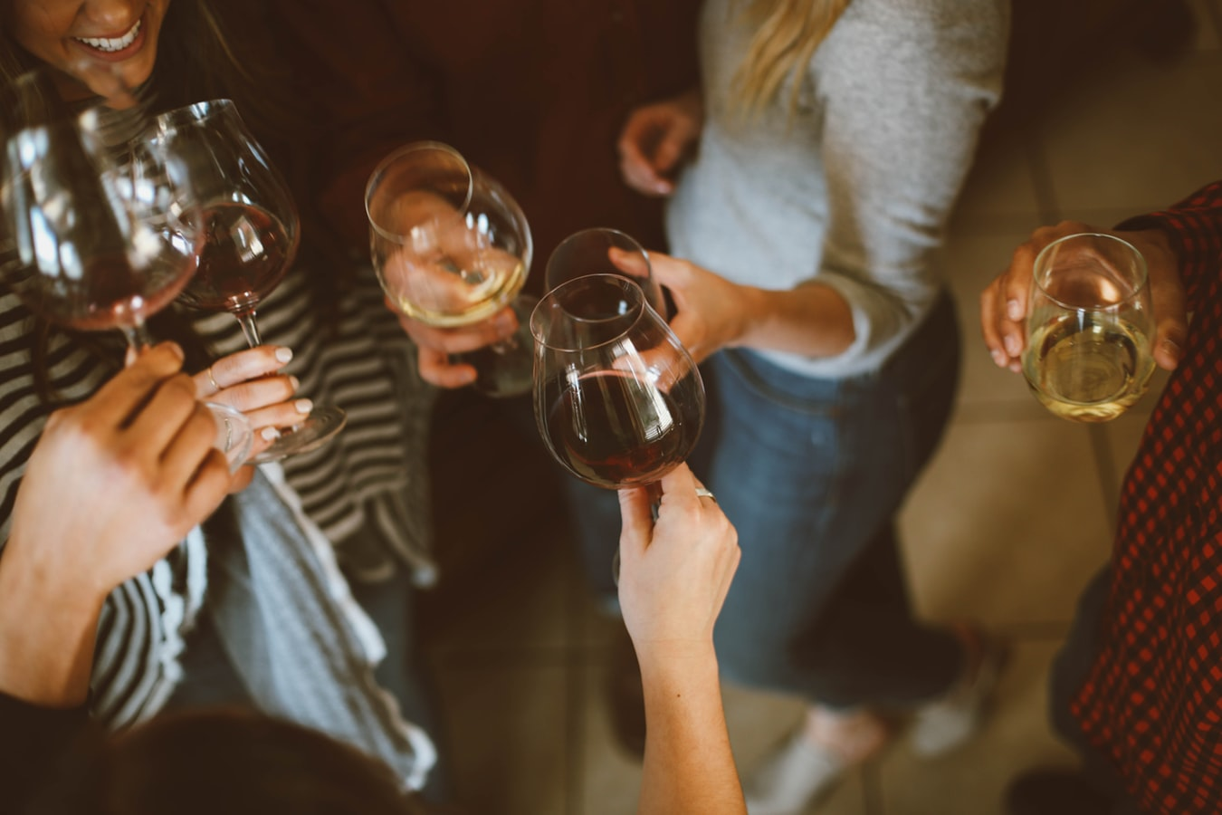 cover image activated living blog- alcohol and mental health