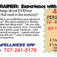 Personal Trainer Cost – 40% Off –  Fitness Workouts, Personal Trainer Prices, Personal Trainers Bay Area