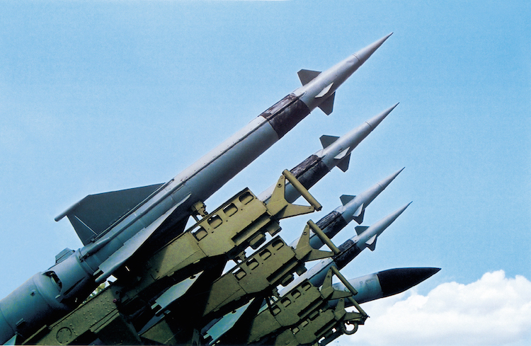 Russia has sent sophisticated anti-ship missiles to Syria