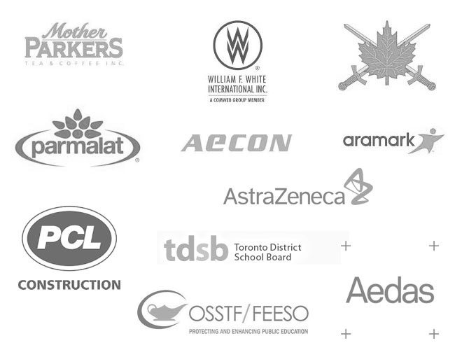 A selection of our clients: