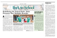 Town Courier Article