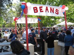 Pioneer Day Bean Feed